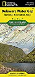 Delaware Water Gap National Recreation Area (National Geographic Trails Illustrated Map (737))
