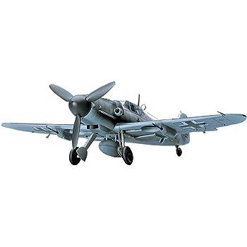 ハセガワ 1/48 ドイツ空軍 メッサーシュミット Bf109G-6 プラモデル JT47