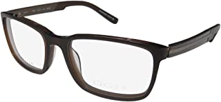 Oga By Morel 7769o Mens Designer Full-rim Spring Hinges European Stunning Authentic Hip Eyeglasses/Eyeglass Frame