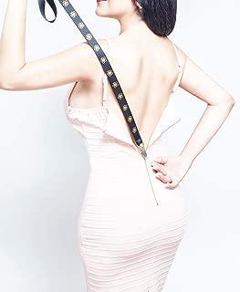 Zipuller (New Design - Black) - Zip up Dresses and Boots - Zipper Puller - Unique Patent Pending Design Works on Virtually All Zipper Types - Zip up Dress by Yourself - Zipper Helper - Zipper Assist
