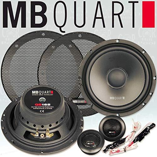 mb-quart qs130 13cm COMPOSANTS HAUT-PARLEUR