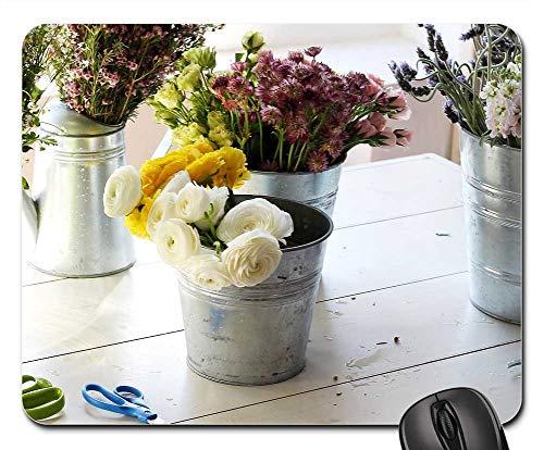 Mouse Pad - Flowers Floral Floral Arrangement Floral Arranging