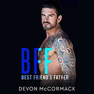 BFF: Best Friend's Father audiobook cover art