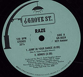 Jump In Your Dance / Jack The Groove