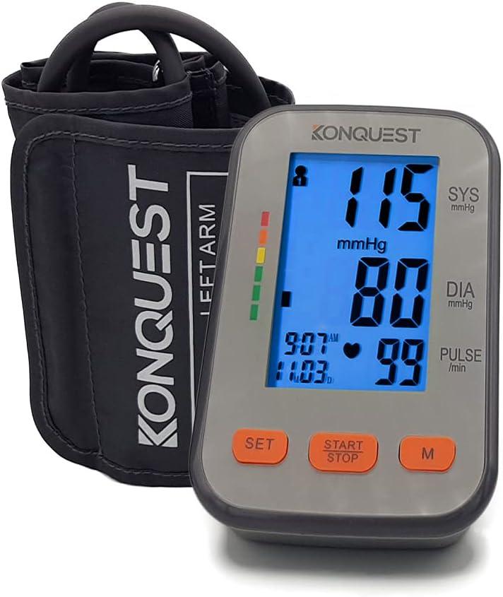 Konquest KBP-2704A Automatic Upper Arm Blood Pressure Monitor