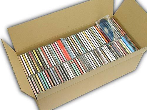 VillageBox ダンボール CD〜100枚用 (20枚セット)