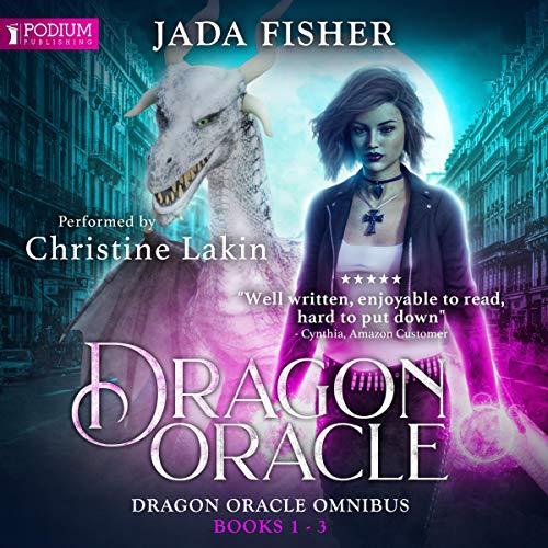 Dragon Oracle Omnibus audiobook cover art