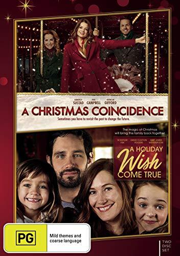 Christmas Coincidence / Holiday Wish Comes True [NTSC/0]