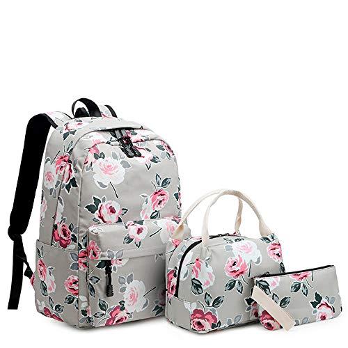 Generic Brands Rucksack Frauen weiblich Laptop Bagpack College School TascheTeenager Mädchen Bookbag