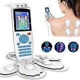 Electroestimulador Digital, para aliviar el Dolor Muscular y el fortalecimiento...