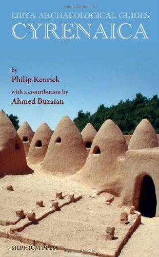 Cyrenaica (Libya Archaeological Guides)