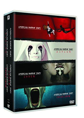 American Horror Story - Temporadas 1 - 4 [DVD]