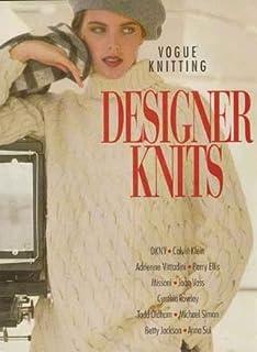 """""""Vogue Knitting"""": Designer Knits"""