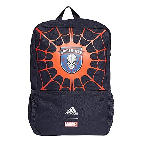 adidas Spiderman BP Mochila, Juventud Unisex, Tinley/NARFUE (Multicolor), Talla Única