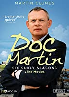 Doc Martin: Six Surly Seasons & The Movies [DVD] [Import]