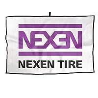 ネクセンのロゴ 速乾性、柔らかく、汗を吸収し、耐久性のあるゴルフタオル