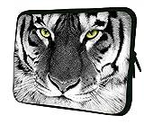 Luxburg® 15,6 Zoll Notebooktasche Laptoptasche Tasche aus Neopren Schutzhülle Sleeve für Laptop/Notebook Computer Tablet