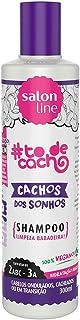 Shampoo Cachos dos Sonhos, Salon Line, 300ml