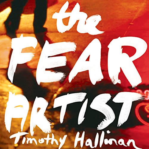 Couverture de The Fear Artist