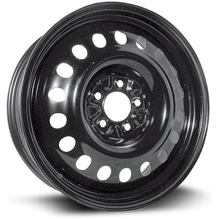 Black Dorman 939-166 Steel Wheel for Select Chrysler//Dodge Models 18x7.5//5x115mm