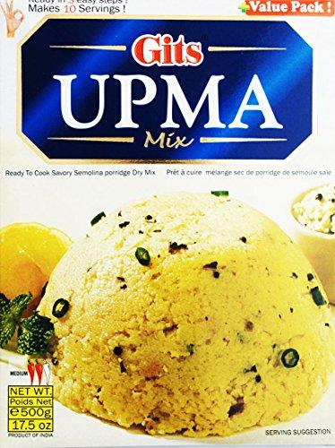 Gits Upma Mix - 500g