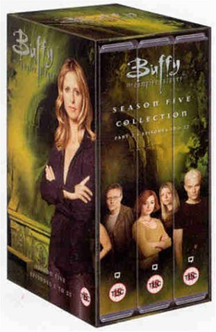 Buffy The Vampire Slayer - Season 5 Collection - Part 2 - Episodes 12-22