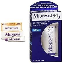 Mederma Scar Cream Plus with PM Intensive Overnight Scar Cream