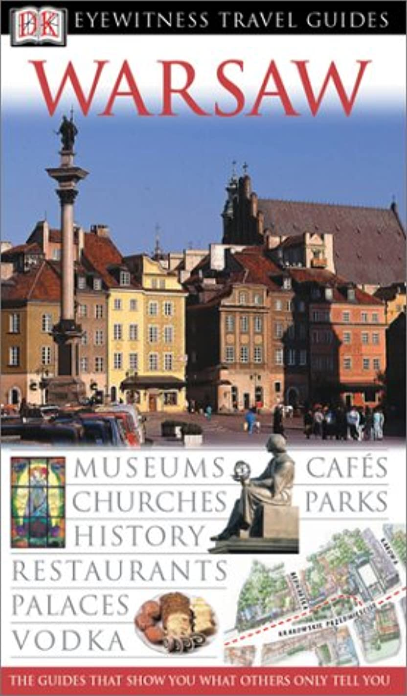 Warsaw (Eyewitness Travel Guides)
