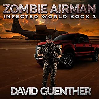 Zombie Airman                   By:                                                                                                                                 David Guenther                               Narrated by:                                                                                                                                 Randolf Rebrick                      Length: 8 hrs and 9 mins     11 ratings     Overall 3.6