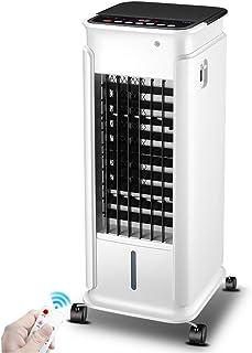 HOMRanger Aire Acondicionado,calefacción Y Refrigeración Dual-Use Enfriador De Aire Temporizador 24h 3 Modos De Viento para El Hogar, Oficina-a 76x36x33cm(30x14x13inch)