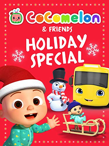 CoComelon and Friends Holiday Special