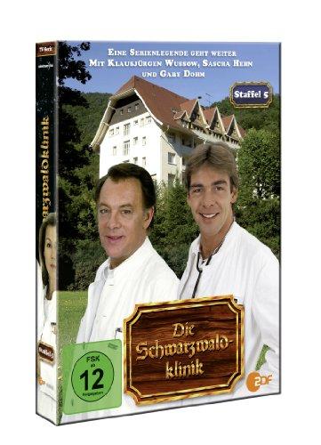 Die Schwarzwaldklinik, Staffel 5 (Digipack 4 DVDs)