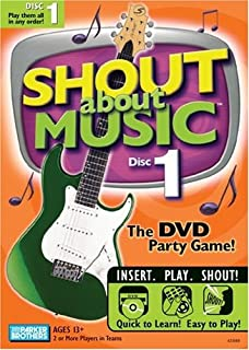 Shout About Music 1