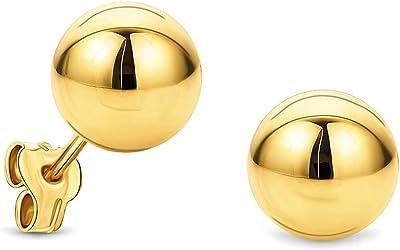 Miore Pendientes de mujer con oro 18 K (750)