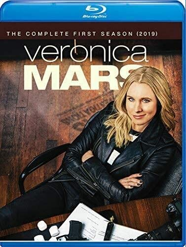 Veronica Mars 2019 The Complete First Season Blu ray product image