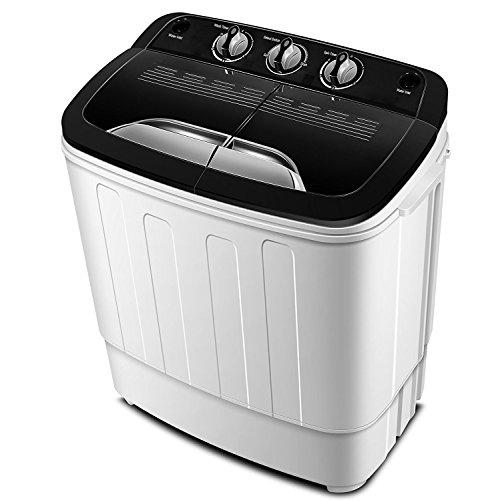 Macchina Lavatrice Portatile TG23 – Lavatrice Due Cestelli con Lavaggio, e Scompartimento Centrifuga è un prodotto ThinkGizmos (marchio protetto)