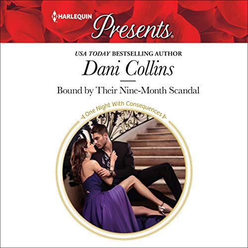 Bound by Their Nine-Month Scandal audiobook cover art