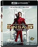 Los Juegos Del Hambre: Sinsajo Parte 2 Blu-Ray + Uhd 4k [Blu-ray]