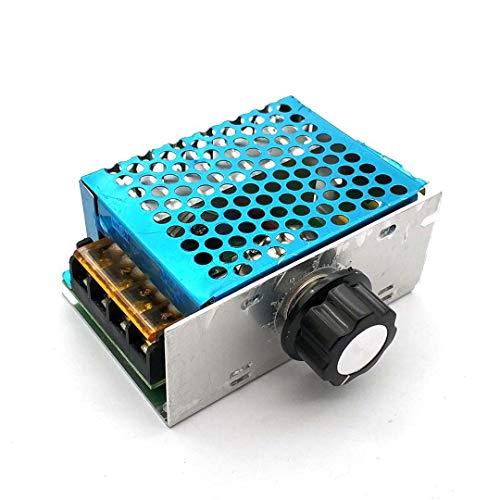 Mechatronics-Pro 4000W AC 220V SCR Spannungsregler Voltage Regulator