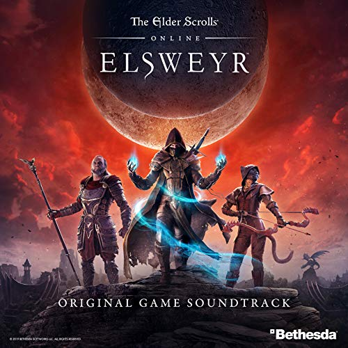 The Elder Scrolls Online: Elsweyr (Original Game Soundtrack)