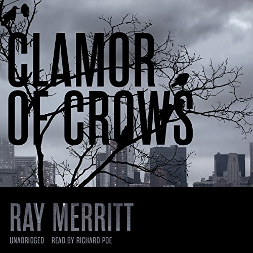 Clamour of Crows audiobook cover art