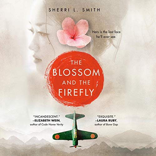 The Blossom and the Firefly audiobook cover art