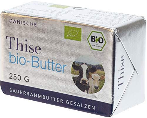 Thise Mejeri Bio Thise Bio Butter gesalzen (6 x 250 gr)