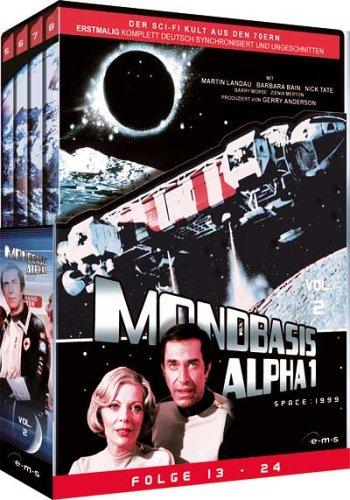 Mondbasis Alpha 1, Episoden 13-24 (4 DVDs)