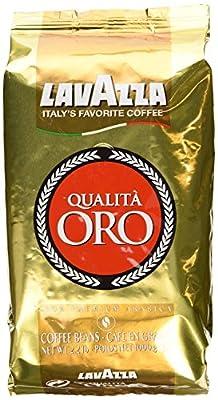 Lavazza Qualita Oro Italian Coffee Whole Beans 2.2 Pound from Lavazza