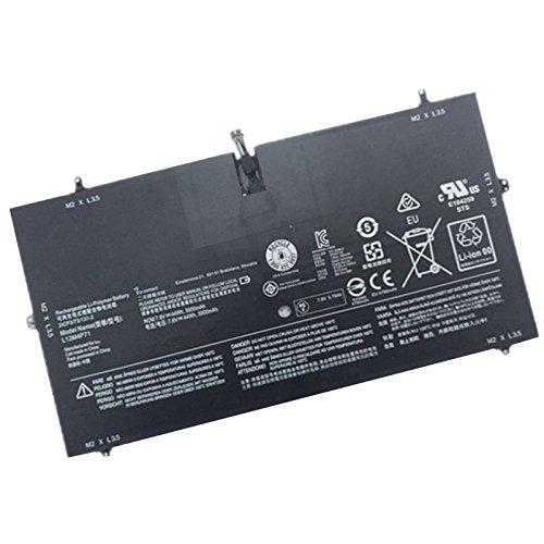L13M4P71 L14S4P71 (2ICP3/74/131-2) Reemplazo de la batería del portátil para Lenovo Yoga 3 Pro 1370 Pro-1370-80HE Pro-5Y71 Pro-I5Y51 Pro-I5Y70 Pro-I5Y71 Series (7.6V 44Wh)