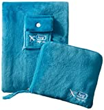 Lug Nap Sac Blanket and Pillow, Ocean Blue