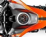PROTECCIÓN DE Tapa DE Combustible en Resina Gel 3D, Compatible con KTM 790 Duke