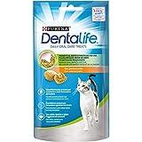 Purina DentaLife Snack Dental para Gato con Sabor a Pollo 8