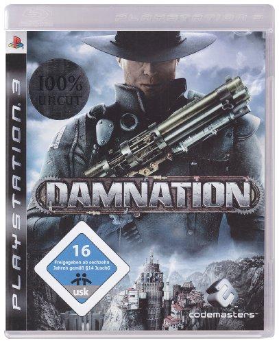 Codemasters Damnation, PS3 - Juego (PS3, DEU)